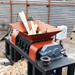 Шредер для древесных отходов и ТБО