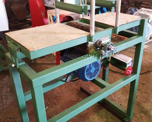 Станок для искусственного старения древесины